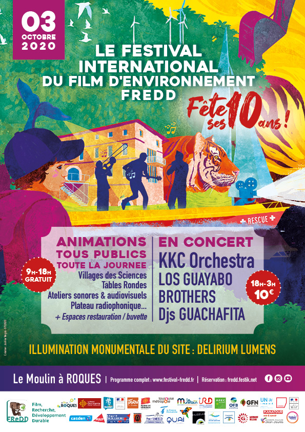 Festival International du Film d'Environnement FReDD