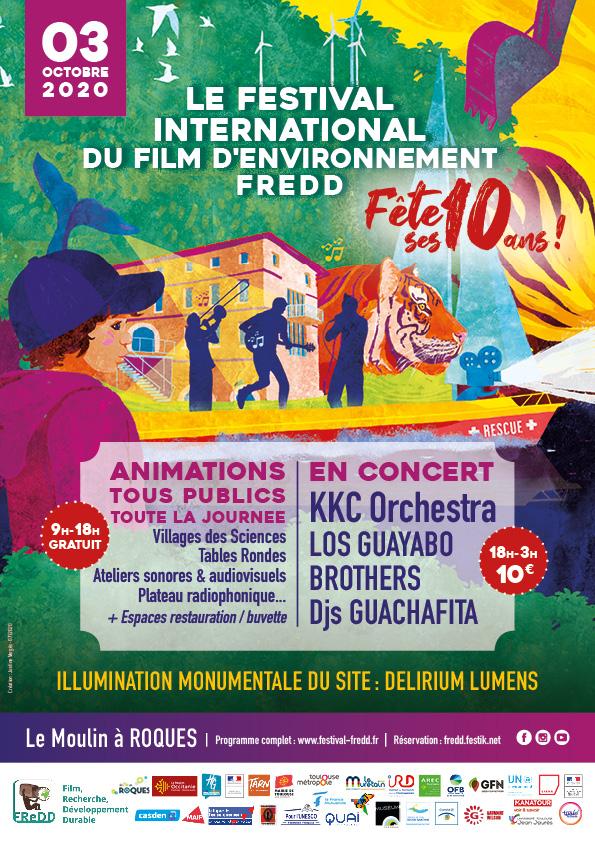 Festival International du Film d'Environnement FReDD